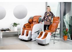 Японское массажное кресло для дома YAMAGUCHI Axiom YA-6000