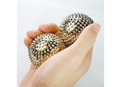 Bradex шары для ручного массажа магнитные KZ 0253