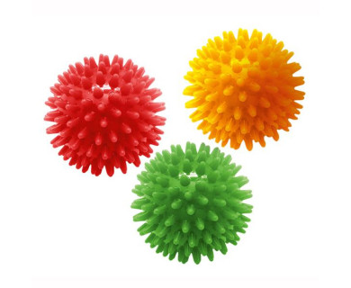 Комплект массажных мячей (3 шт) KINERAPY Massage Ball RH106