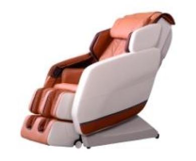 Массажное кресло INTEGRO бежево-коричневое