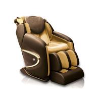 OTO Bodycare Массажное кресло OTO Chiro II CR-01 Dark Brown with Beige (Коричневое с Бежевым)