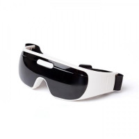 Массажер для глаз акупунктурный, очки тренажер кожи вокруг глаз Fitstudio (24 магнитных элемента)
