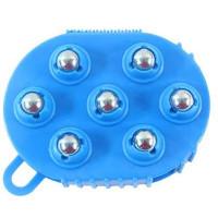 Массажные тренажеры для тела Массажная варежка с шариками Ruges Массаж-7 Z-16