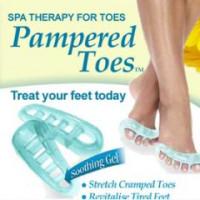 Массажер для пальцев ног Pampered Toes (Пэмперд Тус, Пэмперт Тоуз )