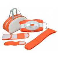 Набор массажных поясов IRIT IRNP-10 ( в наборе пояс для талии, пояс для рук, пояс для ног, сумка)