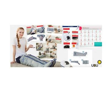 Манжета для лимфодренажного массажера Gapo Multi 5 - рука
