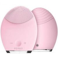 Массажер для очищения лица Foreo Luna (Форео Луна) розовый