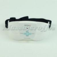Массажер для глаз (массажные очки) Pangao PG-2404B (без музыки)