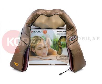 Массажер для шеи и плеч GOCHU HPM-600 с ИК прогревом