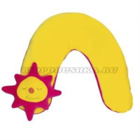Подушка шейная Солнце
