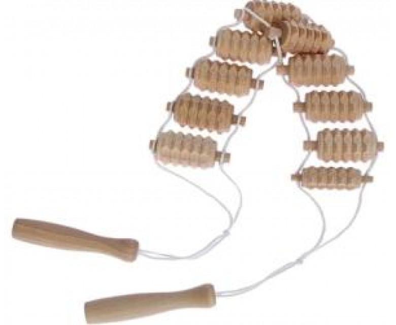 Массажер роликовый ручной механический женское нижнее белье абакан
