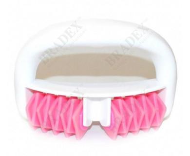 Массажер роликовый ручной (Anticellulite Massager) KZ 0240