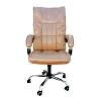 Офисное массажное кресло Ego Boss Eg-1001 Lux Standart цвет карамель