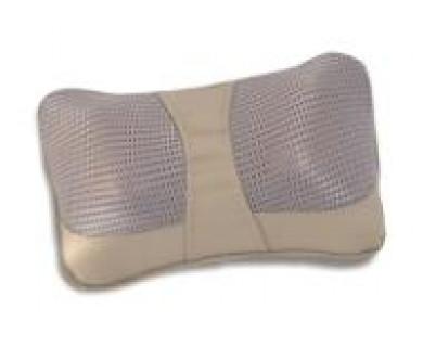 Вибромассажер bm-ht 037 роликовая подушка с ик-прогревом