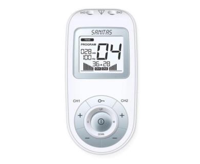 Sanitas SEM43 - тренажер для мышц (White)