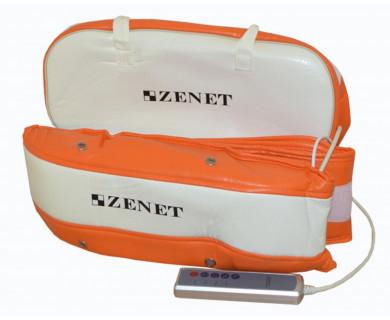 Антицеллюлитный массажный пояс Zenet ZET-753