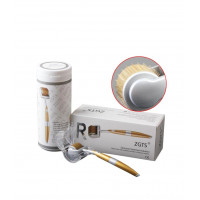 Дермароллеры (мезороллеры) ZGTS МТ дермароллер (скальпроллер) MR50 титановые иглы 0,5мм