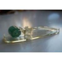 Дермароллер-Мезороллер с титановыми позолоченными микроиглами 0,3 мм / Модель МТ3+