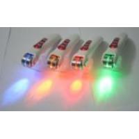Дермароллер - Мезороллер фотонный с вибрацией Красный свет 0,5 и 1 мм (486 микро-игл)