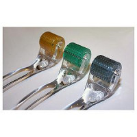 Мезороллер длина 0,5 мм желтый Etre Belle - Microneedle Skin Nurse System ТК 1002 1