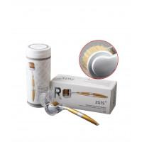 Дермароллеры (мезороллеры) ZGTS МТ дермароллер (скальпроллер) MR100 титановые иглы 1мм