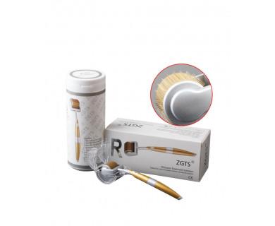ZGTS МТ дермароллер (скальпроллер) MR100 титановые иглы 1мм