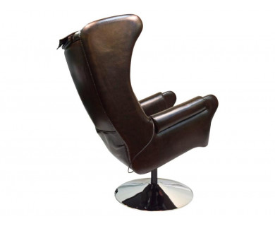 Массажное кресло EGO Lord EG-3002 Lux Шоколад (арпатек)