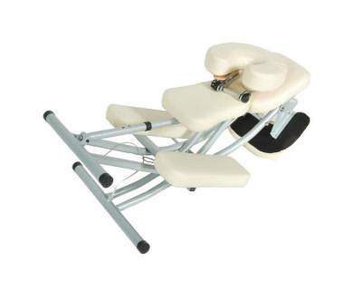 Массажное кресло Belberg (алюминий DE LUXE) стул массажиста
