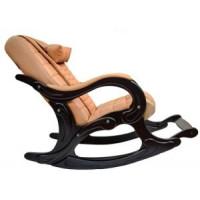 Массажное кресло-качалка EGO WAVE EG-200 EGO LUX (цвет орех)