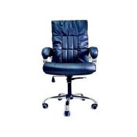 Офисное массажное кресло Ego Boss черное