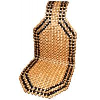 Массажер на сиденье деревянные шарики KOTO