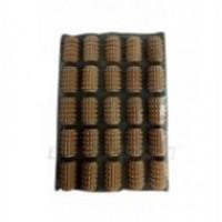 Массажный коврик Тимбэ КМ1103 Панцирь (285 х 710)