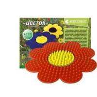 массажный коврик - Цветок