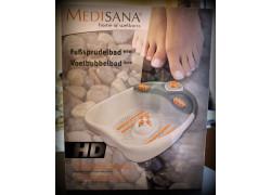 Medisana WBW - гидромассажная ванна для ног
